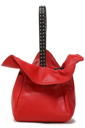 3.1 PHILLIP LIM Studded leather bucket bag