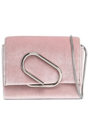 3.1 PHILLIP LIM Alix micro velvet shoulder bag