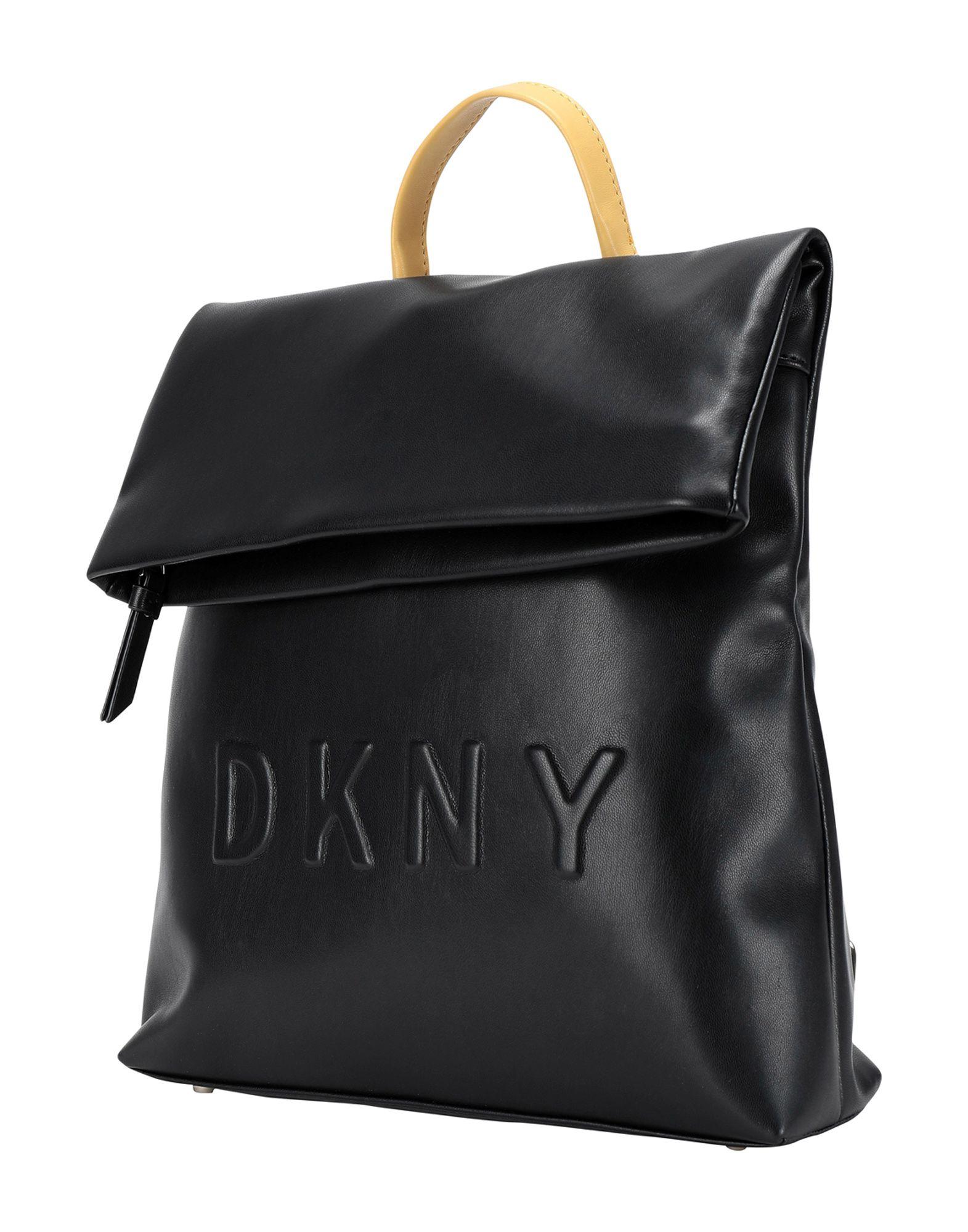 Фото - DKNY Рюкзаки и сумки на пояс обувь на высокой платформе dkny