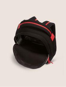 ARMANI EXCHANGE LOGO ZIPPER PULL SOFT MESH BACKPACK Backpack [*** pickupInStoreShipping_info ***] e