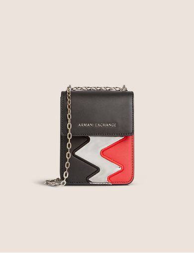 ZIGZAG CELL PHONE CROSSBODY