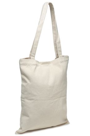 DRKSHDW by RICK OWENS Embroidered canvas tote