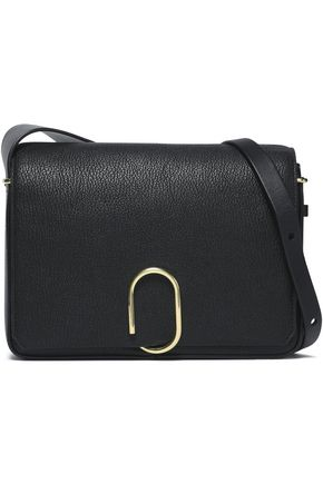 3.1 PHILLIP LIM Embellished textured-leather shoulder bag