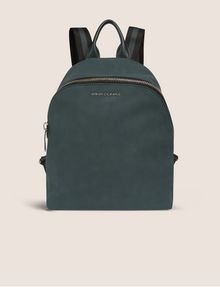 ARMANI EXCHANGE MINIMALIST BACKPACK WITH STRIPED STRAPS Backpack [*** pickupInStoreShipping_info ***] f
