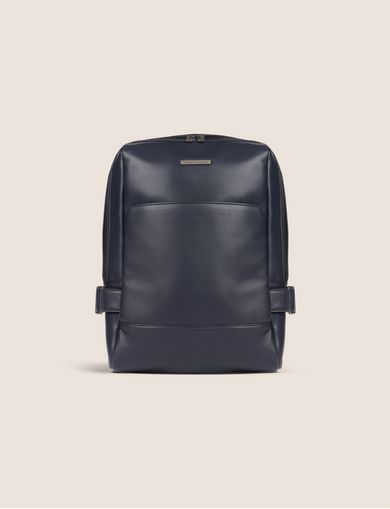 CLEAN FRONT LOGO PLATE BACKPACK