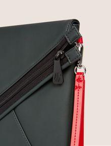 ARMANI EXCHANGE ASYMMETRICAL ENVELOPE CROSSBODY CLUCH Crossbody bag [*** pickupInStoreShipping_info ***] a