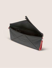 ARMANI EXCHANGE ASYMMETRICAL ENVELOPE CROSSBODY CLUCH Crossbody bag [*** pickupInStoreShipping_info ***] e