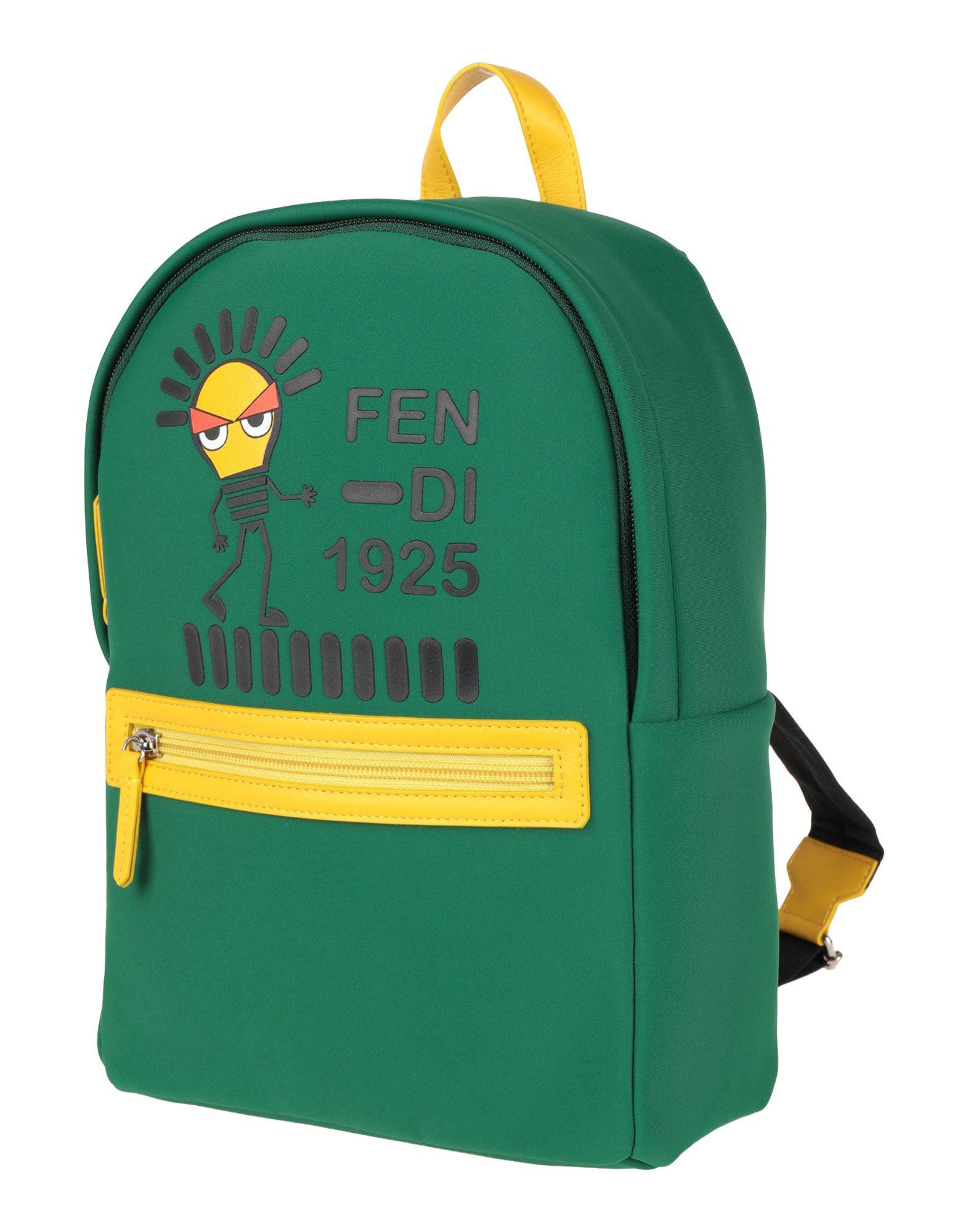 FENDI Рюкзаки и сумки на пояс мужские сумки