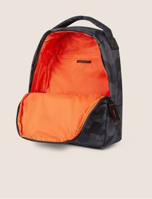 ARMANI EXCHANGE GEO CAMO PADDED BACKPACK Backpack Man e