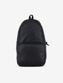 ARMANI EXCHANGE CLASSIC MINIMALIST LOGO BACKPACK Backpack [*** pickupInStoreShippingNotGuaranteed_info ***] f