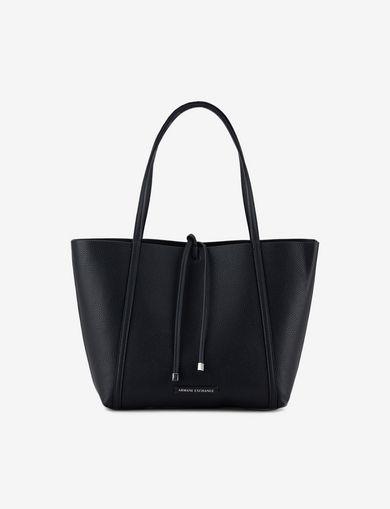 90e883ce61 Armani Exchange MEDIUM SHOPPING BAG