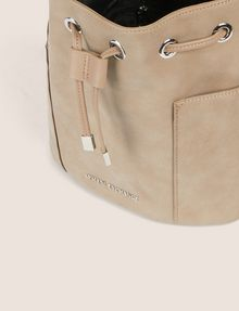 ARMANI EXCHANGE STRIPED STRAP BUCKET BAG Bucket Bag [*** pickupInStoreShipping_info ***] a