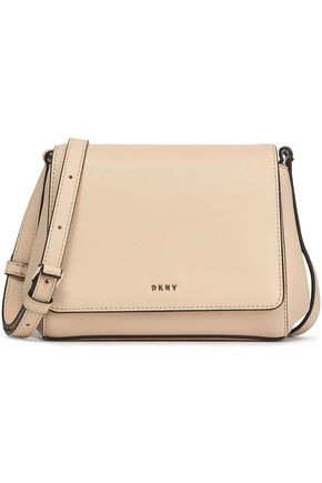Dkny Textured Leather Shoulder Bag