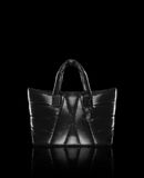 MONCLER POWDER TOTE - Medium fabric bags - women
