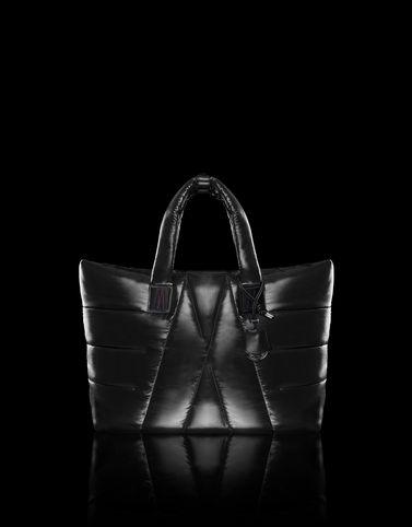 MONCLER POWDER TOTE - Medium fabric bags - women