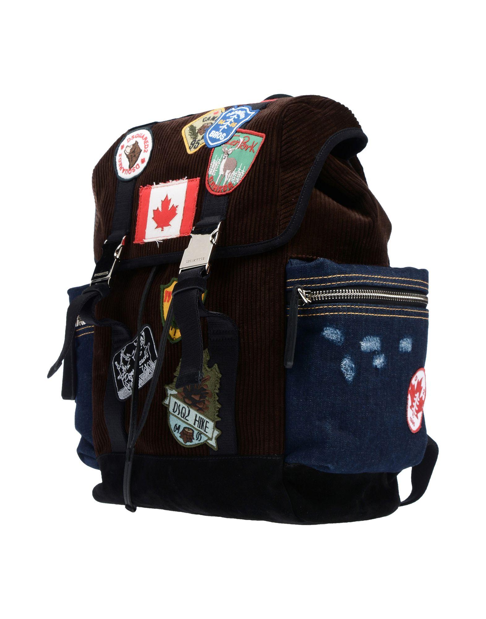 DSQUARED2 Рюкзаки и на пояс