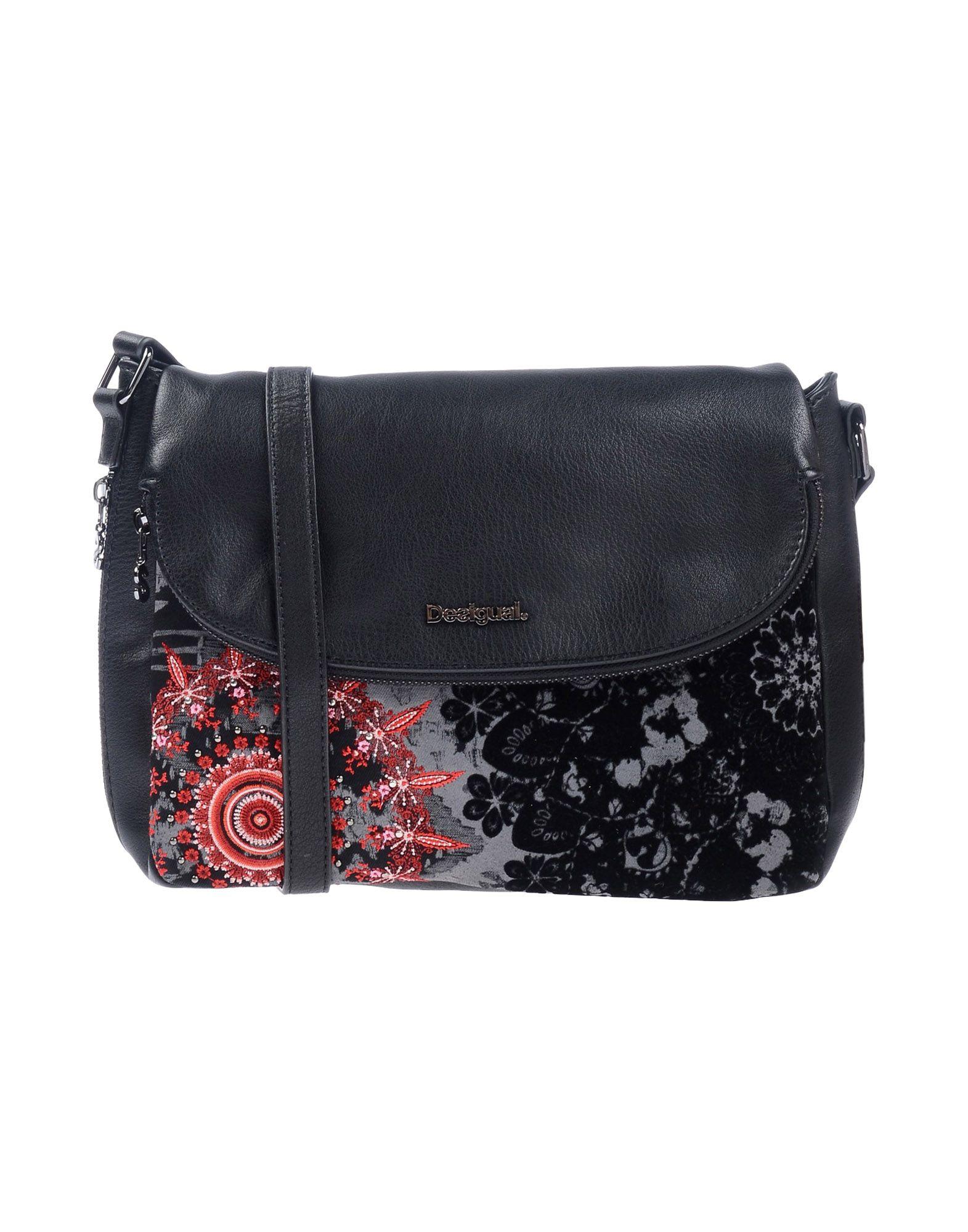 DESIGUAL Сумка через плечо сумка через плечо women handbag pu 2015 crossbody desigual hd0004