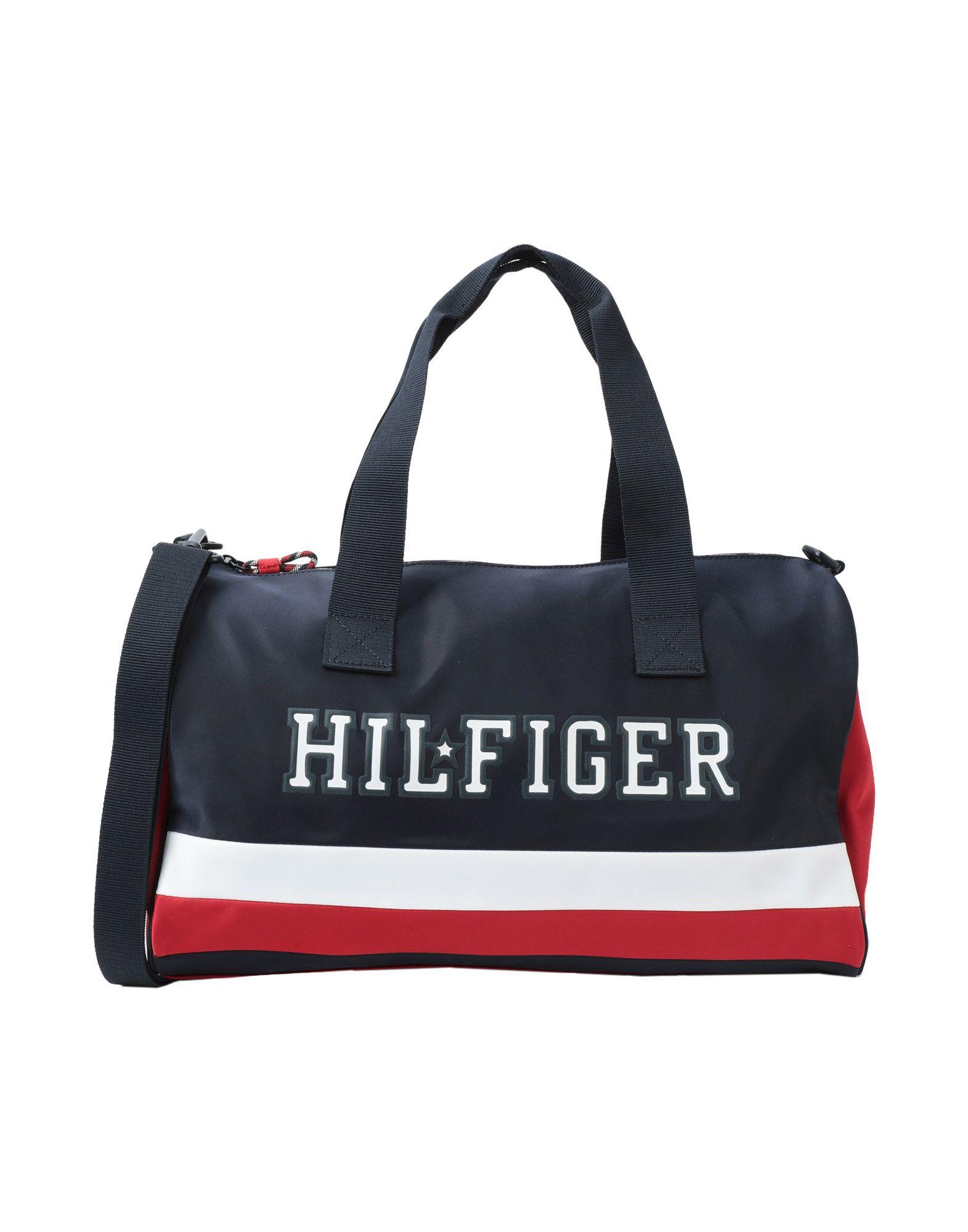TOMMY HILFIGER Дорожная сумка сумка tommy hilfiger am0am00806 002 black