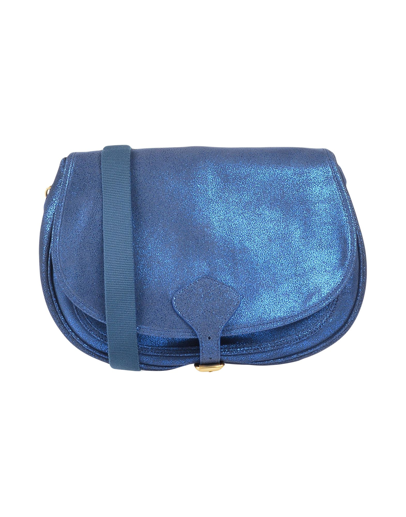 AVRIL GAU Handbags in Dark Blue