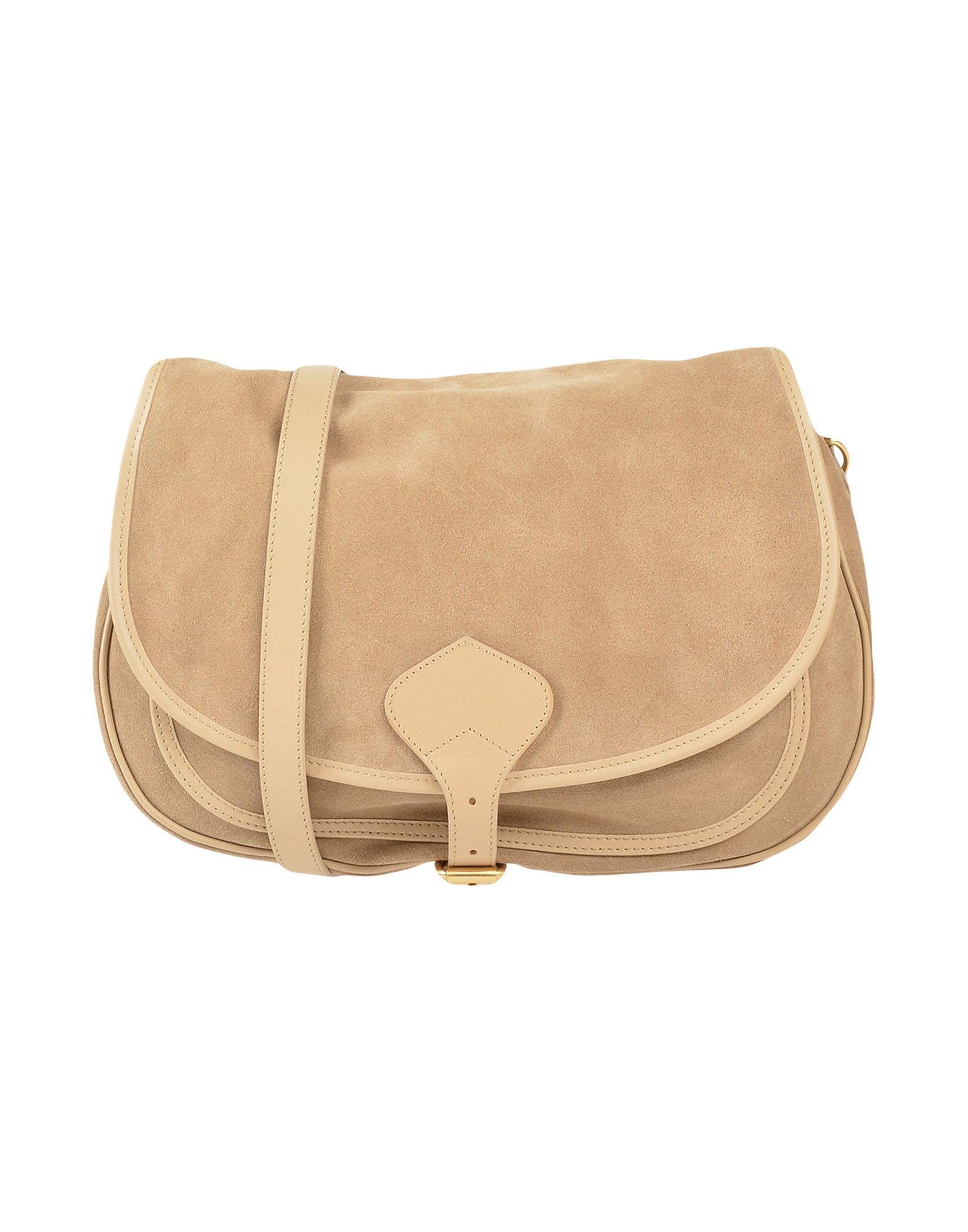 AVRIL GAU Handbags in Beige