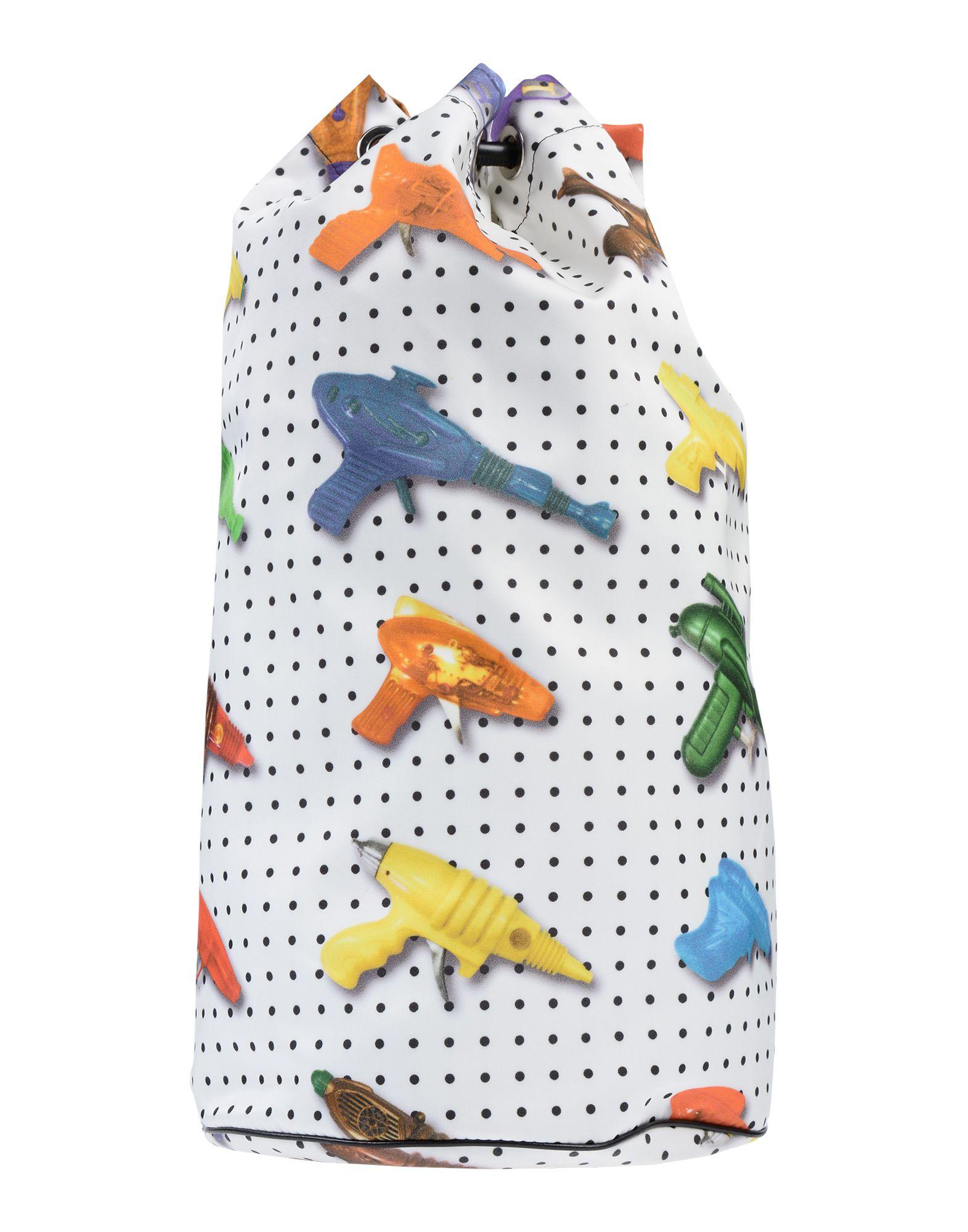 JEREMY SCOTT Рюкзаки и сумки на пояс мужские сумки