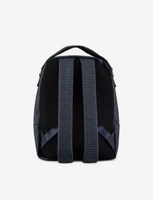 ARMANI EXCHANGE ALLOVER LOGO PRINT BACKPACK Backpack [*** pickupInStoreShippingNotGuaranteed_info ***] e