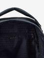 ARMANI EXCHANGE ALLOVER LOGO PRINT BACKPACK Backpack [*** pickupInStoreShippingNotGuaranteed_info ***] a