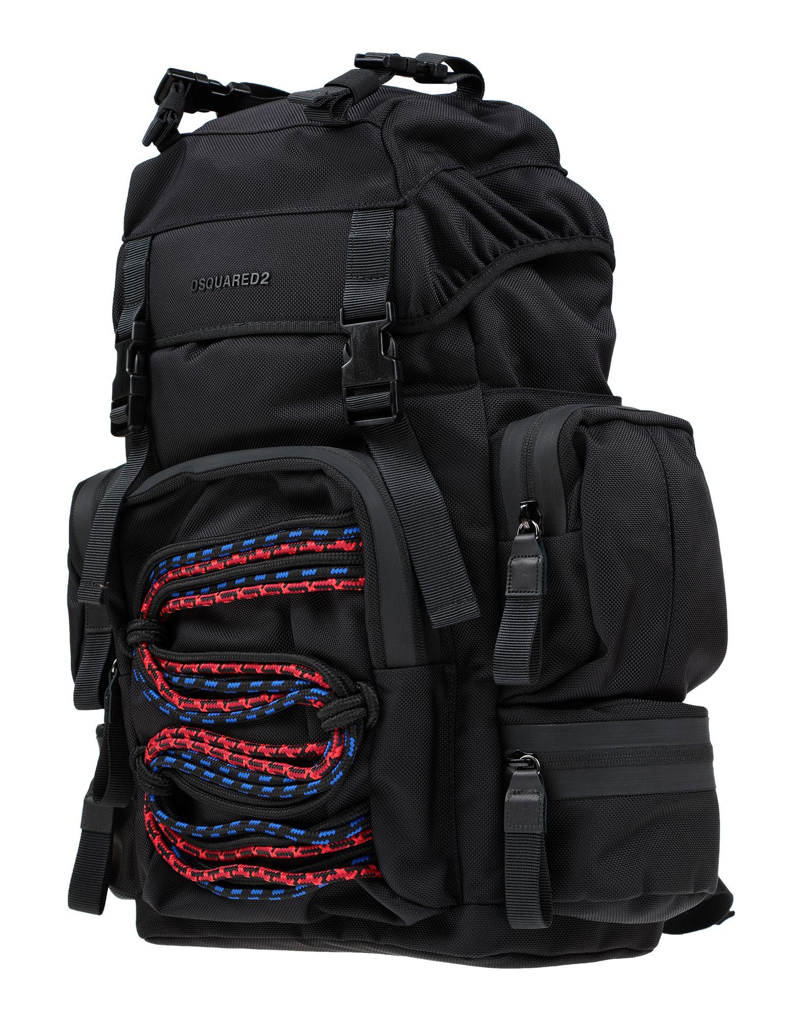 DSQUARED2 Рюкзаки и сумки на пояс мужские сумки