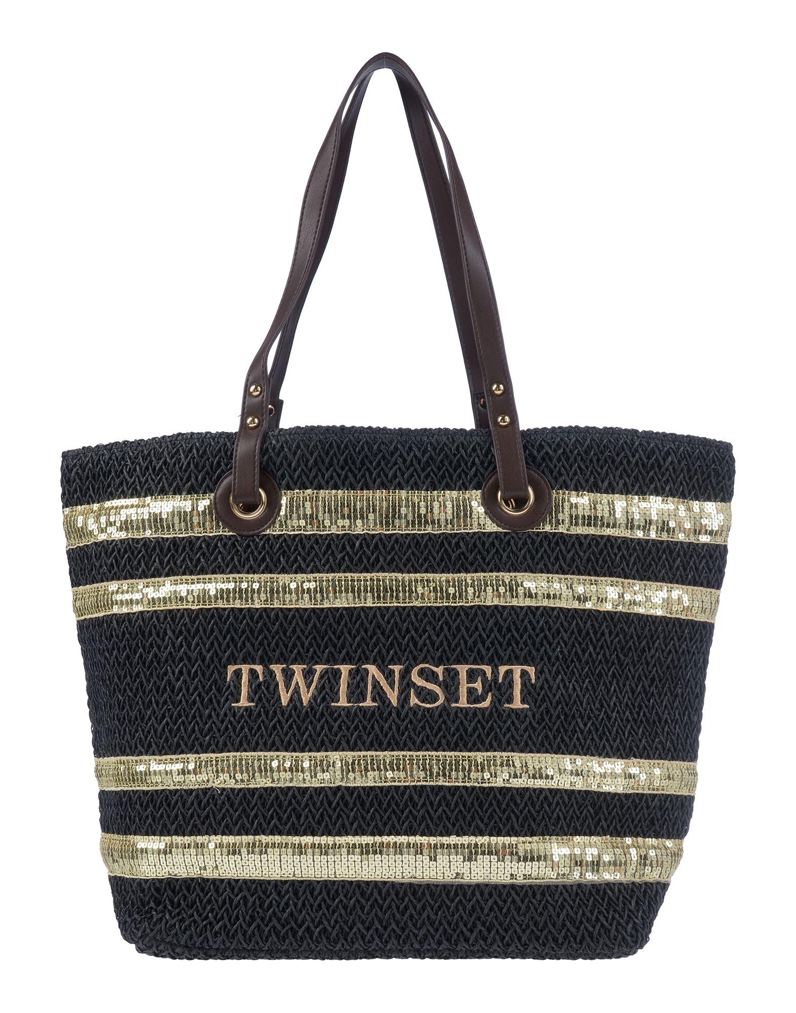 Фото - TWINSET Сумка на плечо manu atelier сумка на плечо