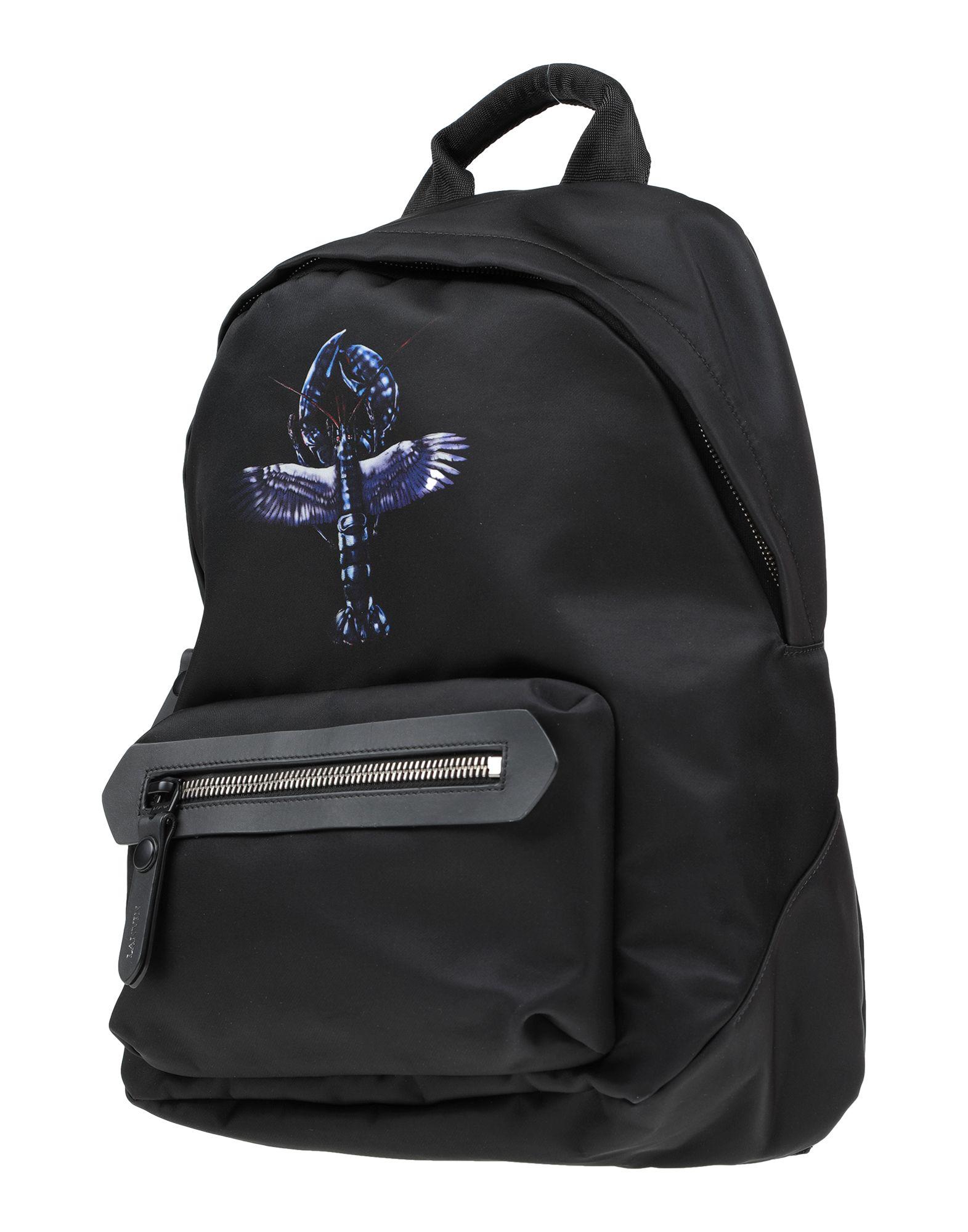 LANVIN Рюкзаки и сумки на пояс мужские сумки