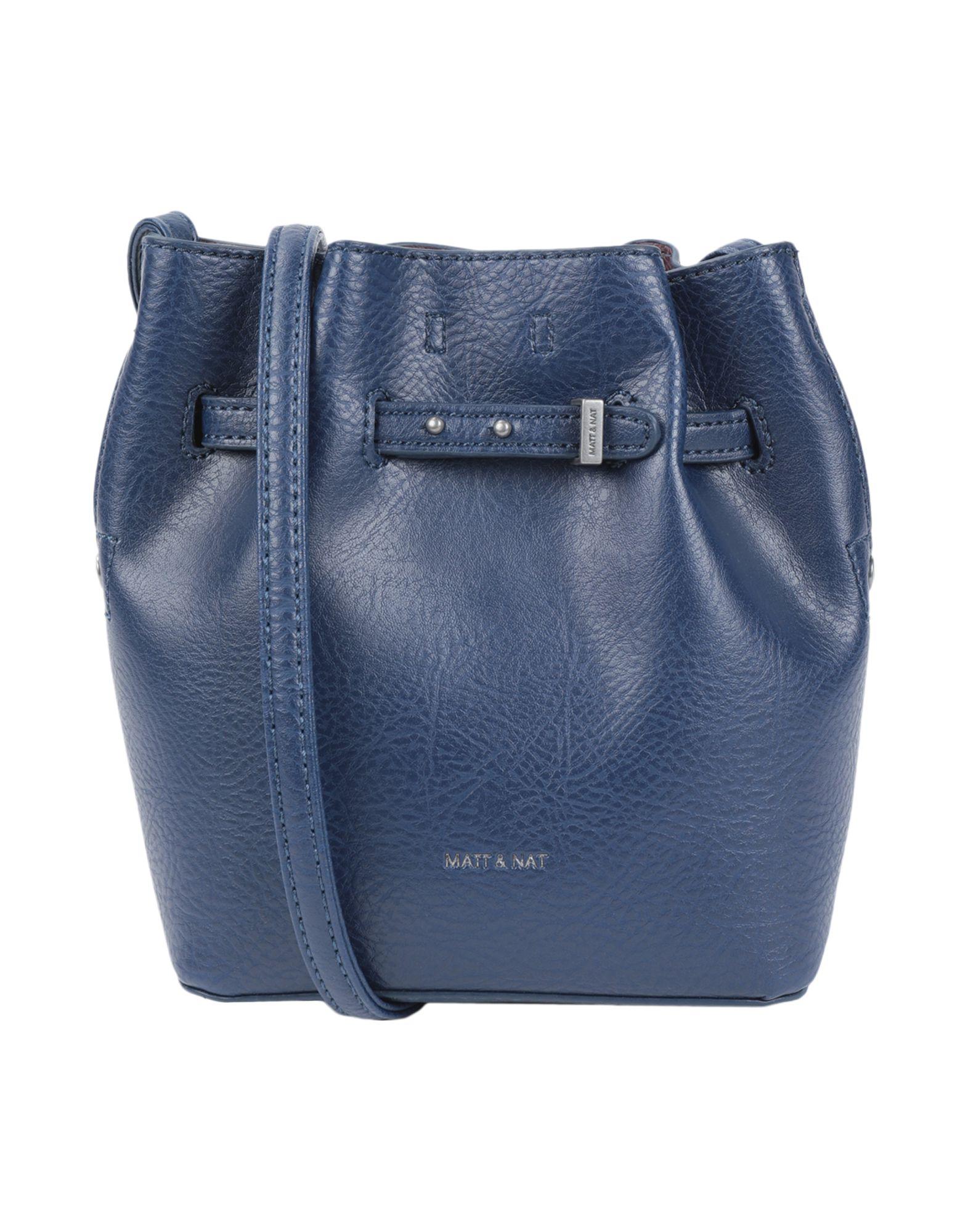 MATT & NAT Сумка через плечо [супермаркет] landcase jingdong люди деловой сумки случайной сумка плечо сумка прилив мешок коричневого холст мешок 902