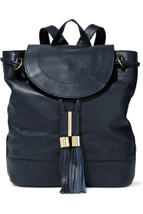 SEE BY CHLOÉ Vicki pebbled-leather backpack