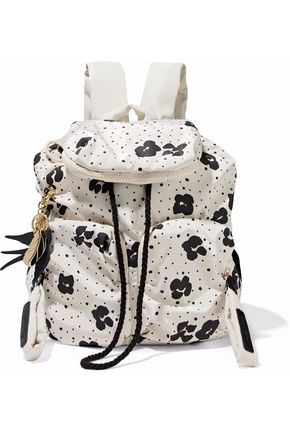 SEE BY CHLOÉ Printed shell backpack