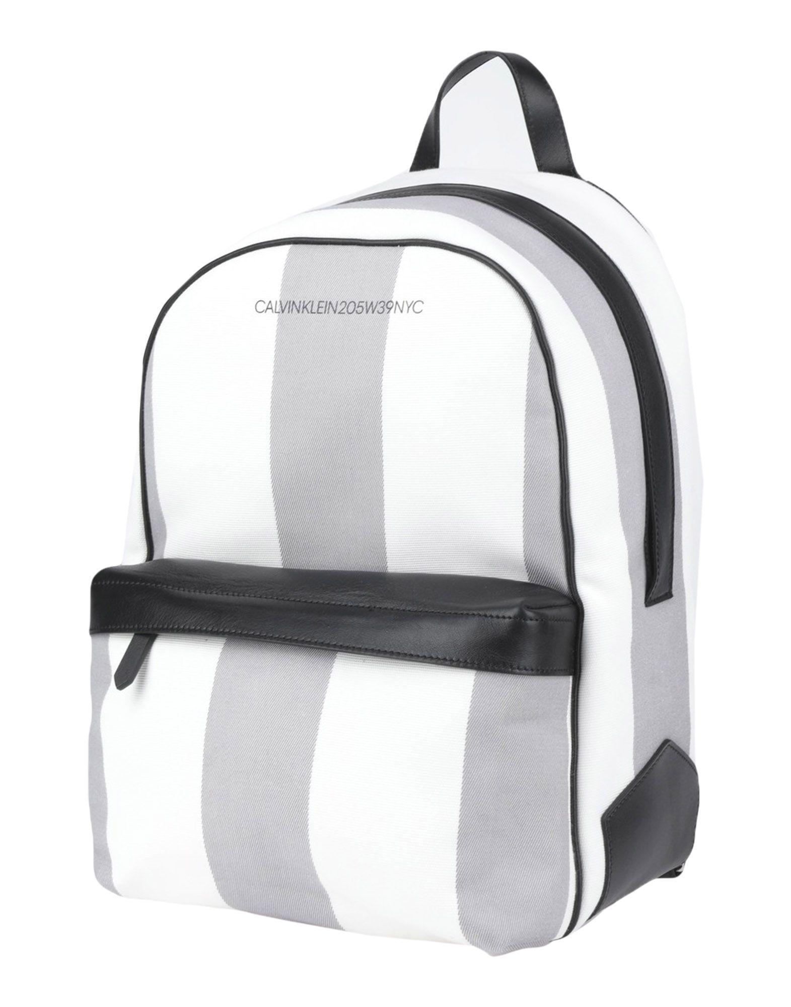 купить CALVIN KLEIN 205W39NYC Рюкзаки и сумки на пояс по цене 51500 рублей