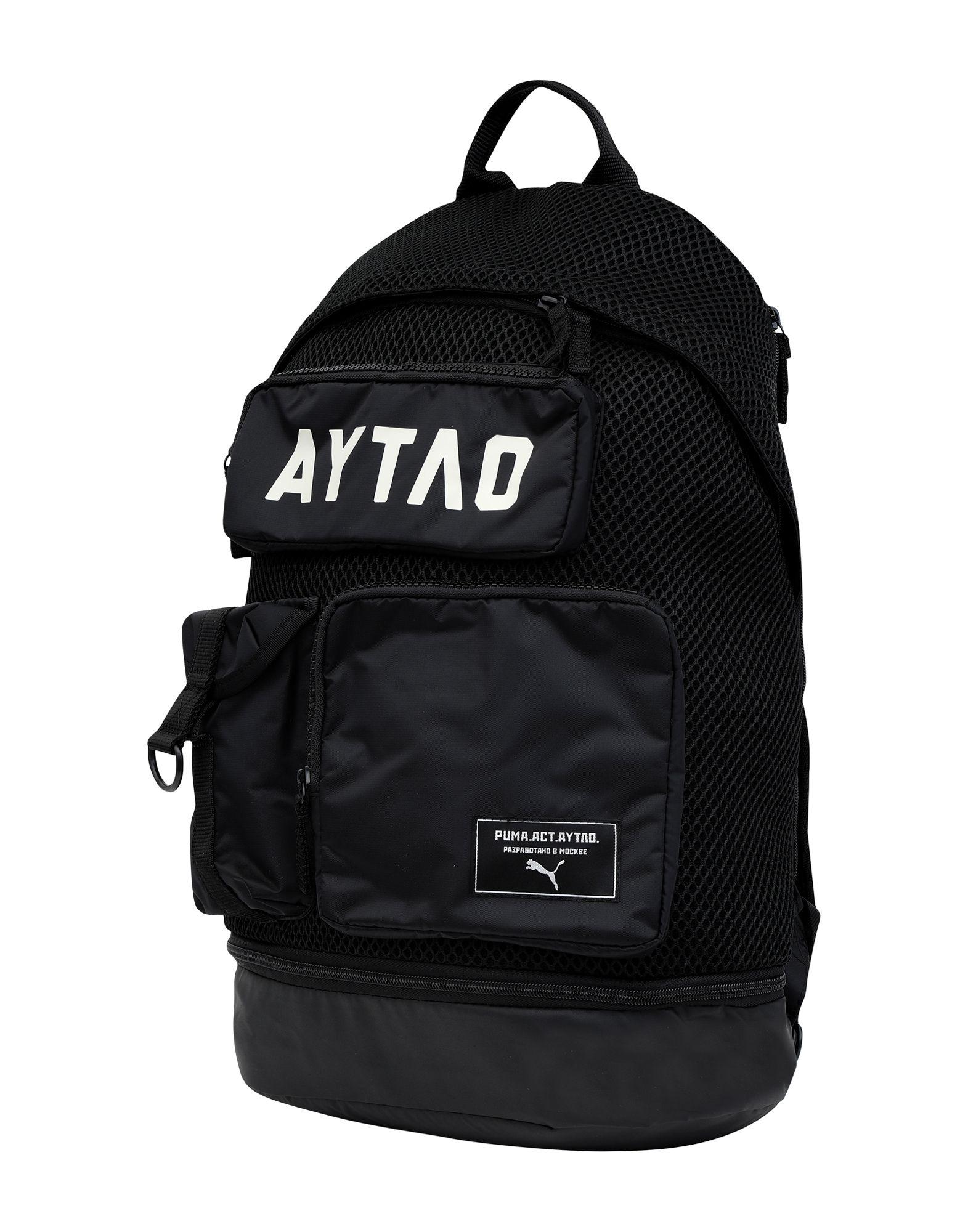 PUMA x OUTLAW MOSCOW Рюкзаки и сумки на пояс web камера a4 pk 836f черный и серебристый [pk 836f black ]