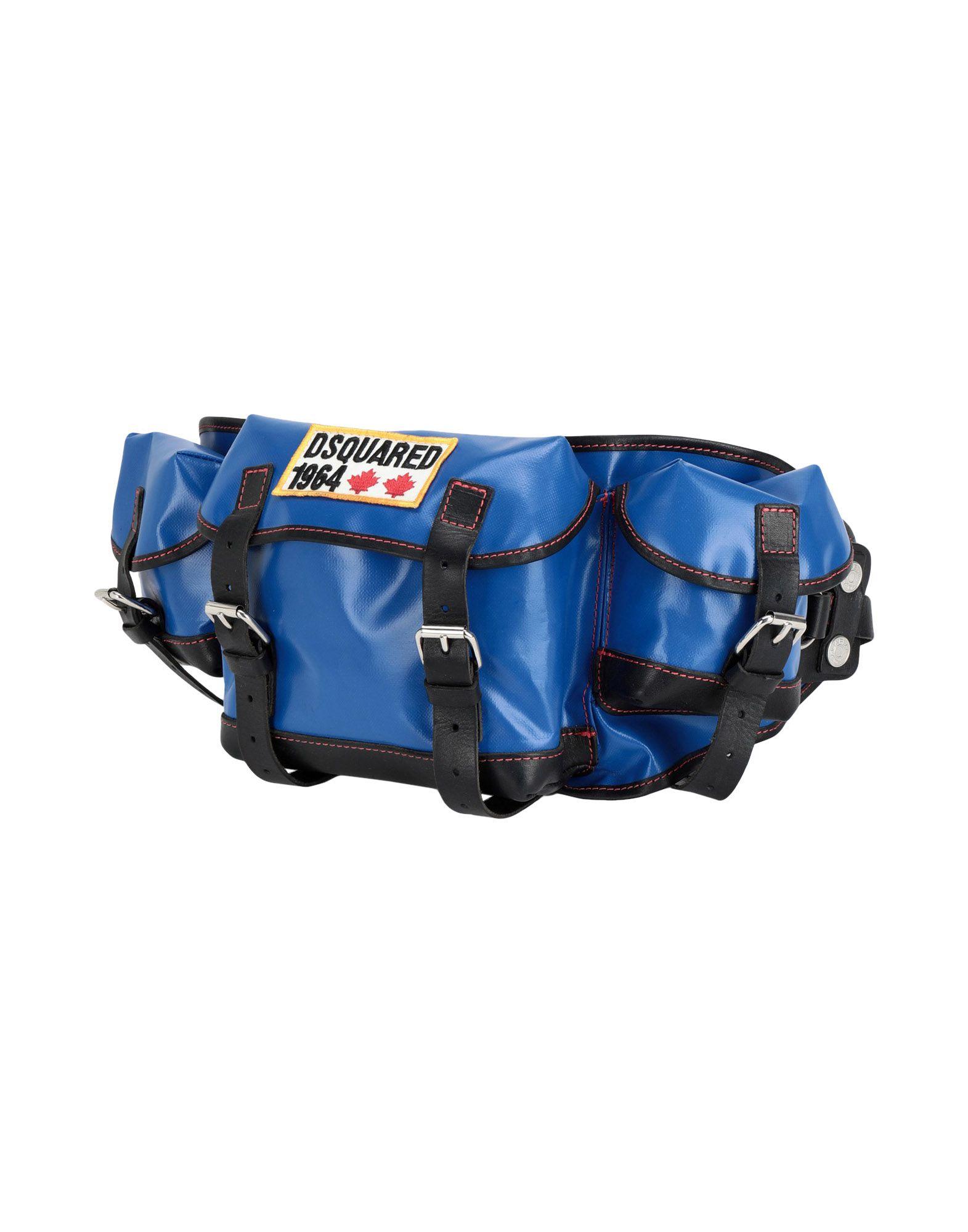 DSQUARED2 Рюкзаки и сумки на пояс рюкзаки