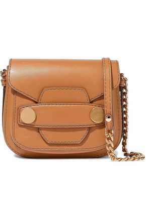 afccd6a350b3 STELLA McCARTNEY Popper mini faux leather shoulder bag ...