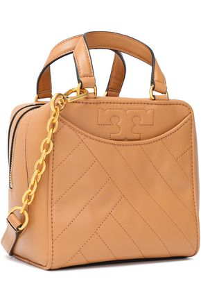 TORY BURCH Alexa mini quilted leather shoulder bag d01b4606d8889