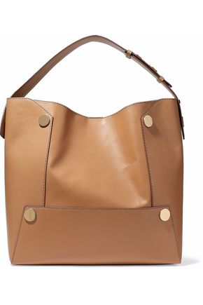 STELLA McCARTNEY Popper faux leather shoulder bag