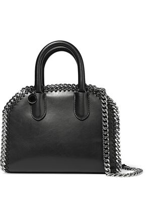 STELLA McCARTNEY The Falabella faux leather shoulder bag 3a4fcefb2