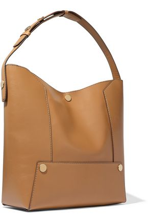 STELLA McCARTNEY Stella Popper Small faux leather tote