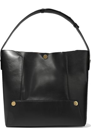 STELLA McCARTNEY Stella Popper Small faux leather tote