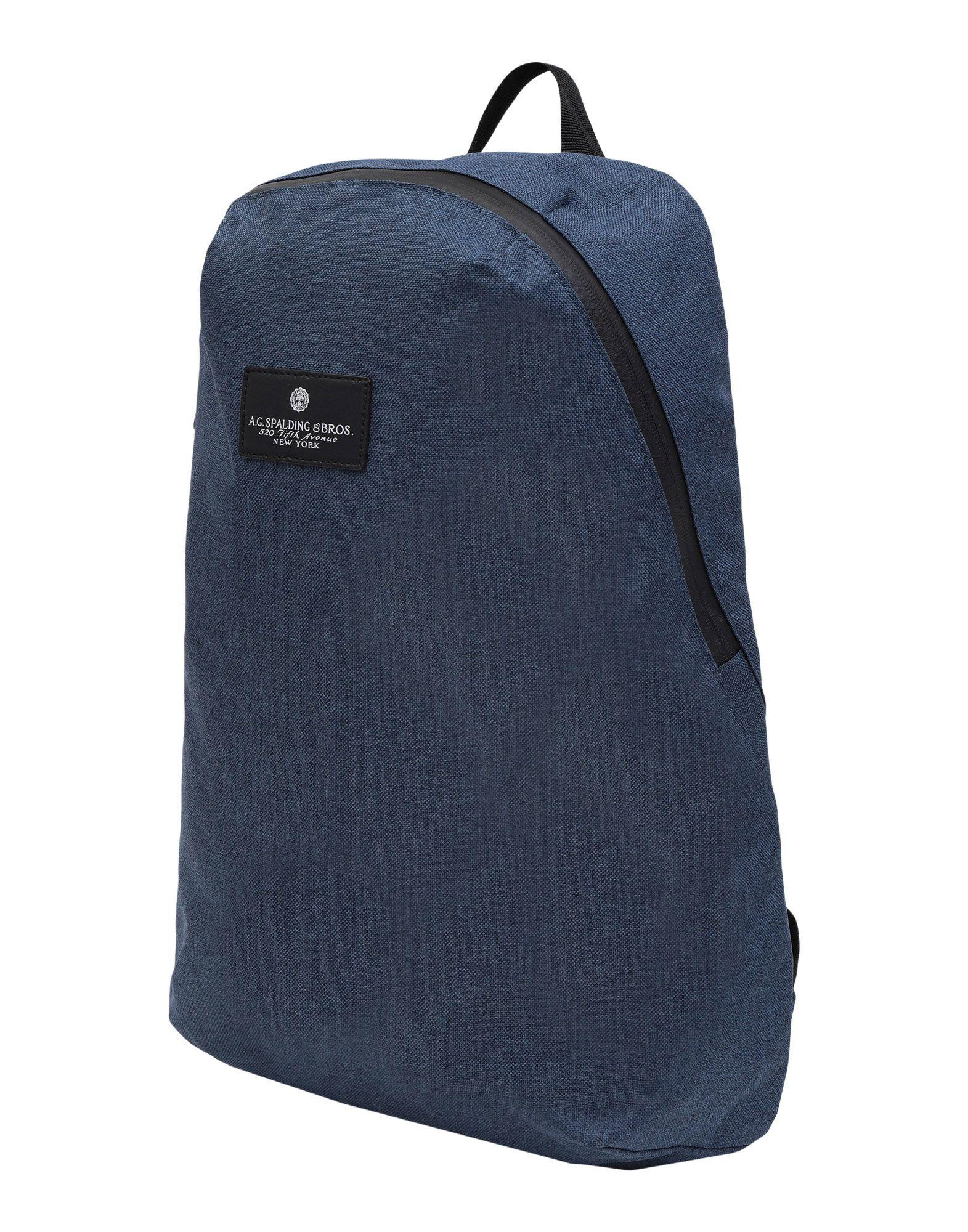 A.G. SPALDING & BROS. 520 FIFTH AVENUE New York Рюкзаки и сумки на пояс spalding мяч баскетбольный spalding nba gold series