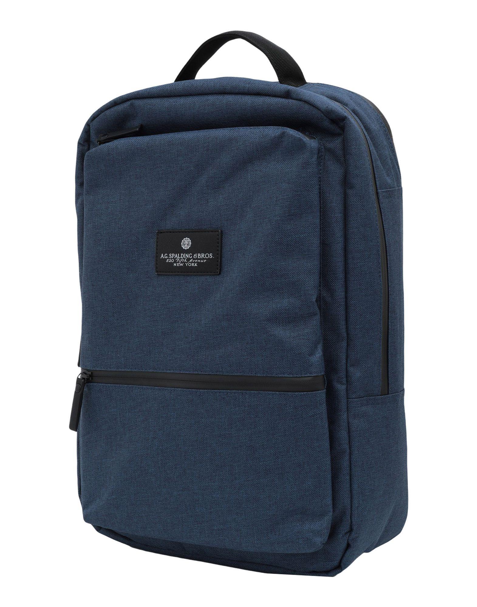 A.G. SPALDING & BROS. 520 FIFTH AVENUE New York Рюкзаки и сумки на пояс spalding