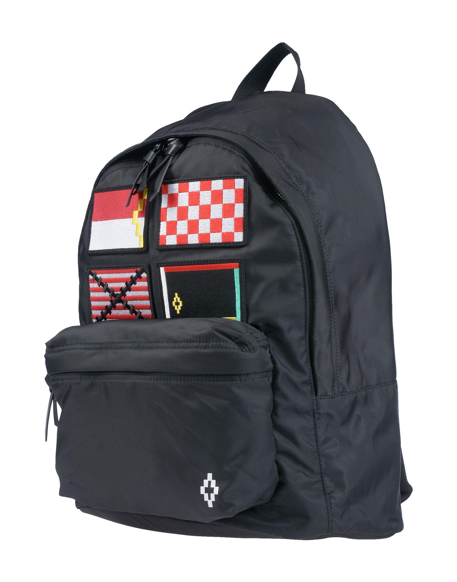 MARCELO BURLON Рюкзаки и сумки на пояс marcelo burlon ремень