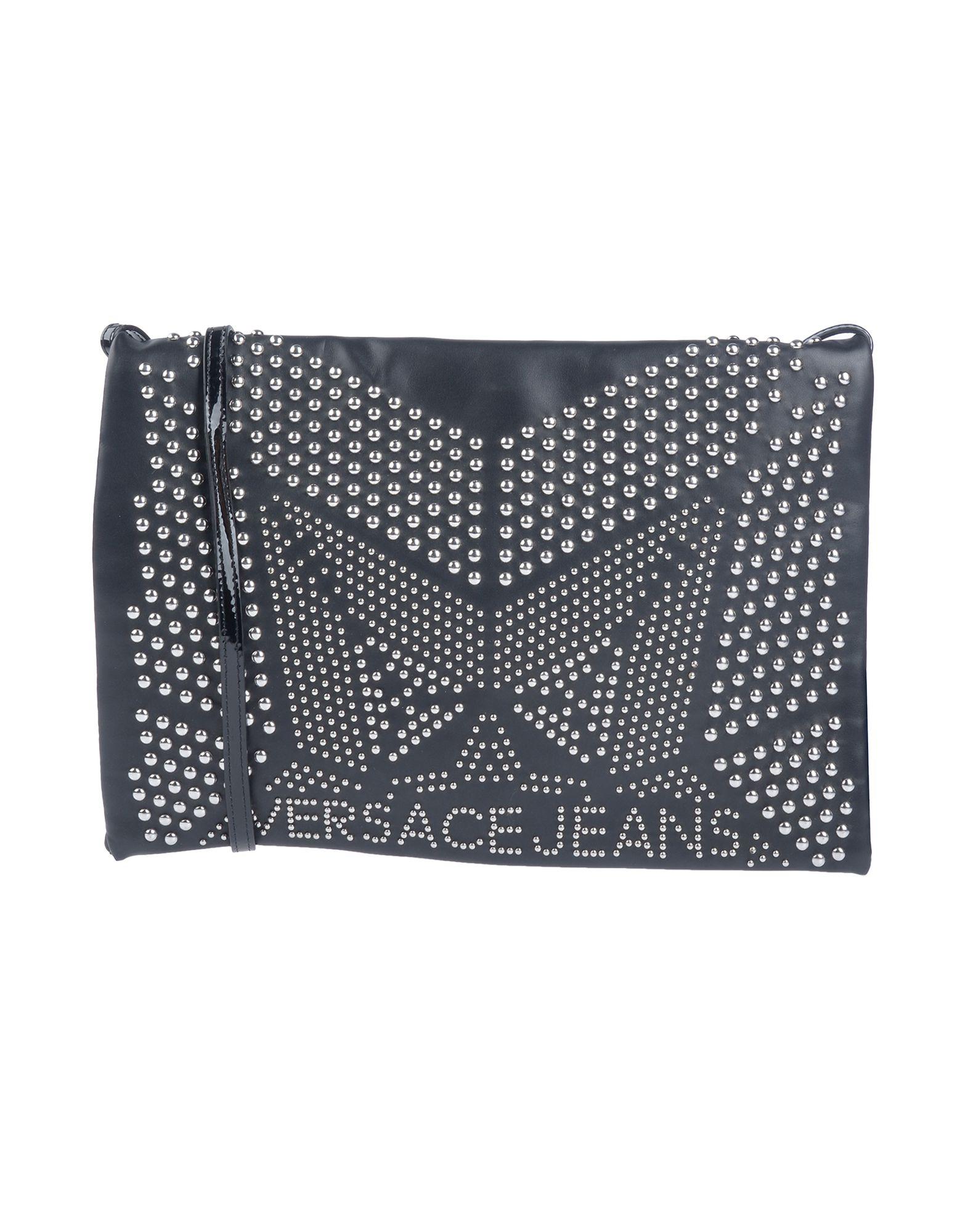 VERSACE JEANS Сумка через плечо сумка versace jeans versace jeans ve006bmbuzq6