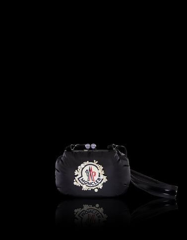 MONCLER POCHETTE MEDIUM - Small fabric bags - women