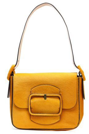 TORY BURCH Calf hair shoulder bag