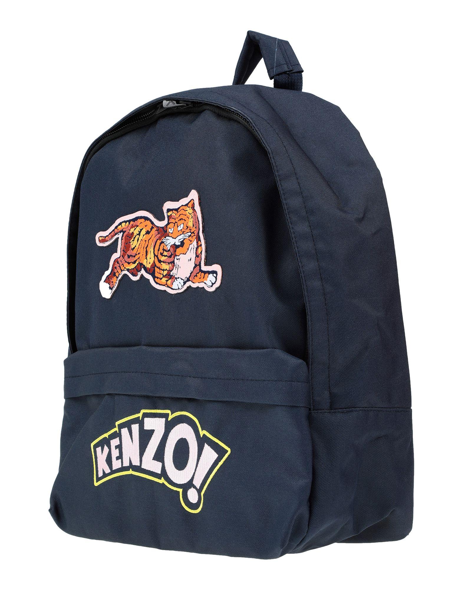 KENZO Рюкзаки и сумки на пояс мужские сумки