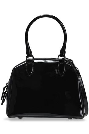 ALAÏA Patent-leather shoulder bag